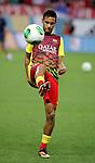FC Barcelona's Neymar Santos Jr during Supercup of Spain 1st match.August 21,2013. (ALTERPHOTOS/Victor Blanco)