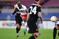 Ali Sowe of PFS CSKA-Sofia in action during the Europa League Group Stage A football match between AS Roma and CSKA Sofia at stadio olimpico in Roma (Italy), October, 29th, 2020. Photo Andrea Staccioli / Insidefoto