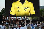 Tour de France 2020 Team Presentation
