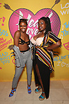 Christine Shepard and Arica Jackson attends the Opening Night Performance After Party for  'Head Over Heels' at Gustavino's  on July 26, 2018 in New York City.