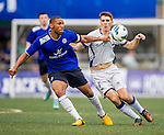 Citibank All Stars plays HKFC Veterans during the HKFC Citibank International Soccer Sevens at the Hong Kong Football Club on 25 May 2013 in Hong Kong, China. Photo by Victor Fraile / The Power of Sport Images