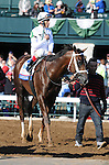Carpe Diem and jockey John Velazquez win the Toyota Blue Grass at Keeneland for trainer Todd Pletcher and owners Stonestreet and WinStar.