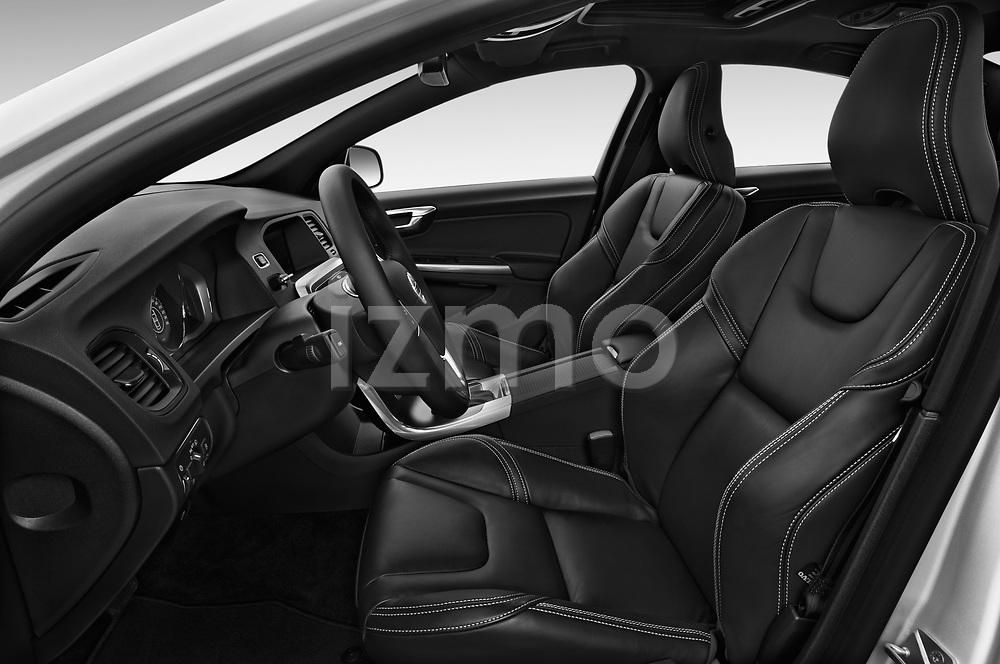 Front seat view of 2018 Volvo S60 T5 4 Door Sedan Front Seat  car photos