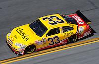 Feb 07, 2009; Daytona Beach, FL, USA; NASCAR Sprint Cup Series driver Clint Bowyer during practice for the Daytona 500 at Daytona International Speedway. Mandatory Credit: Mark J. Rebilas-