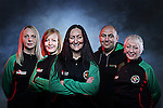 Wales Netball Squad 2014