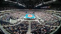 Arena FIVB World League Belgrade Serbia Volleyball Final six F6 25.7.2009. (credit image photo: Pedja Milosavljevic / STARSPORT)