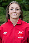 Courtney Greenway<br /> <br /> Team Wales team photo prior to leaving for the Bahamas 2017 Youth commonwealth games - Sport Wales National centre - Sophia Gardens  - Saturday 15th July 2017 - Wales <br /> <br /> ©www.Sportingwales.com - Please Credit: Ian Cook - Sportingwales