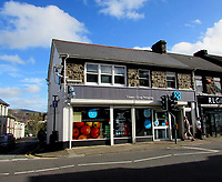 2020 05 05 Multiple Stabbings, Co-op store in Tylacelyn Road Tonypandy, south Wales, UK