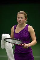 6-12-09, Almere, Tennis, REAAL winterjeugdcircuit, Masters,  Tessa Breve