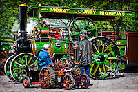 Deeside Steam Vintage Rally
