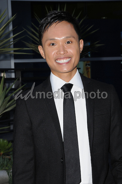 """25 July 2016 - Hollywood, California. Adrian Voo. The Los Angeles premiere of """"Amateur Night"""" held at the ArcLight Hollywood. Photo Credit: Birdie Thompson/AdMedia"""