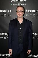 James GREY - Avant premiere du film ' The Lost City of Z ' en presence de James Gray suivie d'une masterclass animee par Frederic Bonnaud - Cinematheque Francaise - 6 mars 2017 - Paris - France