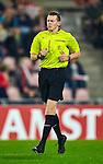 Nederland, Eindhoven, 27 oktober 2015<br /> KNVB Beker<br /> Seizoen 2015-2016<br /> PSV-Genemuiden<br /> Scheidsrechter Allard Lindhout