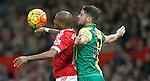 Manchester United v Norwich 19.12.2015