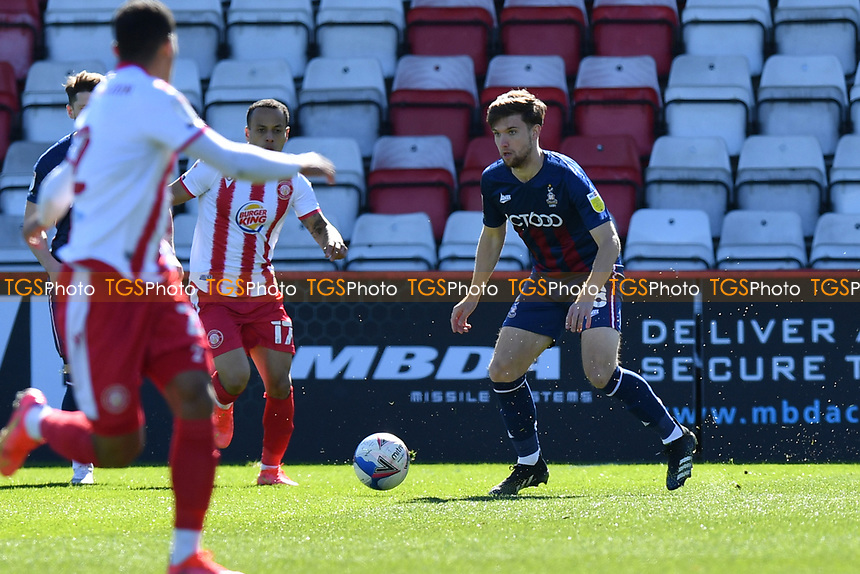 Elliot Watt of Bradford City AFC during Stevenage vs Bradford City, Sky Bet EFL League 2 Football at the Lamex Stadium on 5th April 2021