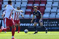 Elliot Watt of Bradford City AFC during Stevenage vs Bradford City, Sky Bet EFL League 2 Football at the Lamex Stadium on 5th April 2021