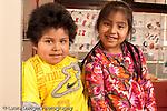 Preschool Headstart 3-5 year olds portrait of boy and girl horizontal