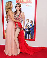HOLLYWOOD, LOS ANGELES, CA, USA - MAY 21: Bella Thorne, Dani Thorne at the Los Angeles Premiere Of Warner Bros. Pictures' 'Blended' held at the TCL Chinese Theatre on May 21, 2014 in Hollywood, Los Angeles, California, United States. (Photo by Xavier Collin/Celebrity Monitor)