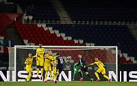 Paris St Germain's Angel Di Maria takes a free-kick   <br /> Photo Pool/Panoramic/Insidefoto