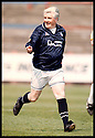 20TH MAY 98      Copyright Pic : James Stewart   .STEVE JOYCE, ONE MEMBER OF THE CONSORTIUM WHO TOOK OVER TODAY AT BROCKVILLE, IN ACTION FOR A FALKIRK SELECT SIDE WHO BEAT DUKLA PUMPHERSTON IN A CHALLENGE MATCH IN AID OF THE BACK THE BAIRNS CAMPAIGN ON SUNDAY 17TH MAY 98.........Payments to :-.James Stewart Photo Agency, Stewart House, Stewart Road, Falkirk. FK2 7AS      Vat Reg No. 607 6932 25.Office : 01324 630007        Mobile : 0421 416997.If you require further information then contact Jim Stewart on any of the numbers above.........
