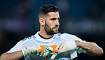 Goalkeeper Francisco Casilla Cortes, Kiko Casilla, of Real Madrid looks on prior to the La Liga 2017-18 match between Real Madrid and Real Betis at Estadio Santiago Bernabeu on 20 September 2017 in Madrid, Spain. Photo by Diego Gonzalez / Power Sport Images