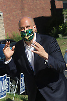 Cory Booker Travels to Philadelphia to Encourage Voters to Cast Their Ballots Early