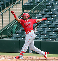 Pedro Diaz - 2021 Arizona League Angels (Bill Mitchell)