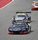 Pirelli World Challenge<br /> Grand Prix of Texas<br /> Circuit of The Americas, Austin, TX USA<br /> Sunday 3 September 2017<br /> Peter Kox/ Mark Wilkins<br /> World Copyright: Richard Dole/LAT Images<br /> ref: Digital Image RD_COTA_PWC_17270