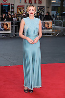 """Laura Carmichael<br /> at the London Film Festival premiere for """"A United Kingdom"""" at the Odeon Leicester Square, London.<br /> <br /> <br /> ©Ash Knotek  D3160  05/10/2016"""