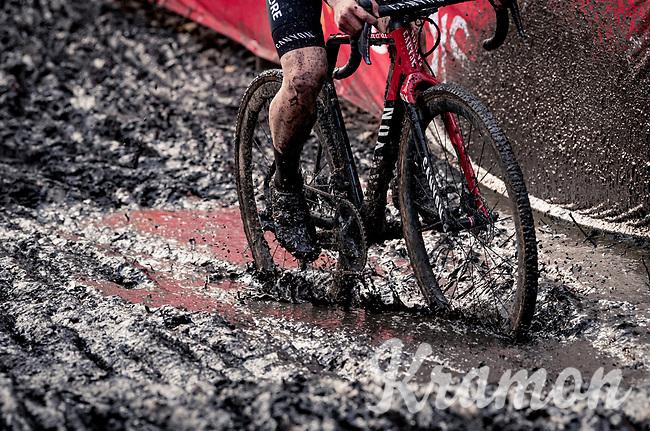deep mud racing<br /> <br /> Jaarmarktcross Niel (BEL) 2020<br /> Womens Race<br /> <br /> ©kramon
