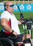 Bob Hudson, Toronto 2015 - Para Archery // Paratir a l'arc.<br /> Highlights from the Para Archery events // Faits saillants des événements de paratir à l'arc.<br /> 09/08/2015.
