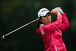Bomi Suh of Korea in action during the Hyundai China Ladies Open 2014 on December 12 2014, in Shenzhen, China. Photo by Xaume Olleros / Power Sport Images