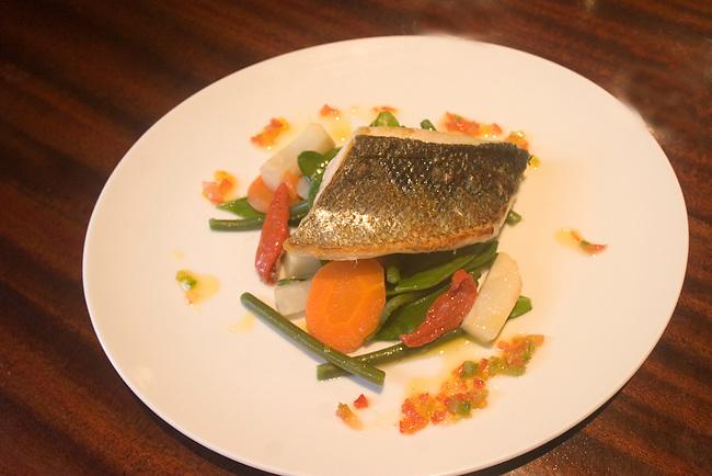Fish, L'Ecailler Restaurant, Paris, France, Europe
