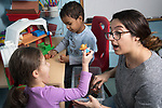 Education Preschool Childcare 2-3 year olds speech therapy session services provided by program