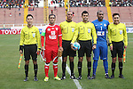 TRACTORSAZI TABRIZ (IRN) vs AL JAZIRA (UAE) during their AFC Champions League Group C match on 24 February 2016 held at the Yadegar Emam Stadium, in Tabriz, Iran. Photo by Stringer / Lagardere Sports