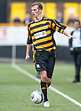 Alloa's James Creaney.