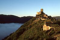 Europe/France/Auvergne/12/Aveyron/Env. de Lacroix-Barrez: Le Château de Vallon