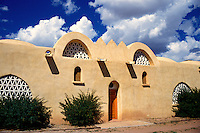 Dar Al Islam Mosque in Abiquiu, New Mexic