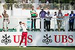 Thomas Detry of Belgium tees off the first hole during the 58th UBS Hong Kong Golf Open as part of the European Tour on 08 December 2016, at the Hong Kong Golf Club, Fanling, Hong Kong, China. Photo by Marcio Rodrigo Machado / Power Sport Images