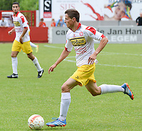 FC Gullegem : Niels Mestdagh <br /> foto VDB / BART VANDENBROUCKE