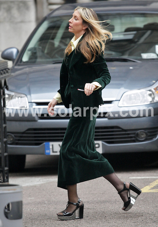 **ALL ROUND PICTURES FROM SOLARPIX.COM**.**NO UK NEWSPAPER PUBLICATION **UK MAGAZINE PUBLICATION ONLY** AND NO PUBLICATION IN FRANCE, SCANDINAVIA, AUSTRALIA AND GERMANY** .Heather Mills  pictured  at the High Court in London for day four of her divorce settlement hearing against Sir Paul McCartney.JOB REF:     5784    SFE       DATE: 14.02.08.**MUST CREDIT SOLARPIX.COM OR DOUBLE FEE WILL BE CHARGED* *UNDER NO CIRCUMSTANCES IS THIS IMAGE TO BE REPRODUCED FOR ANY ONLINE EDITION WITHOUT PRIOR PERMISSION*