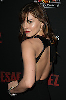 """HOLLYWOOD, LOS ANGELES, CA, USA - MARCH 20: Christa B. Allen at the Los Angeles Premiere Of Pantelion Films And Participant Media's """"Cesar Chavez"""" held at TCL Chinese Theatre on March 20, 2014 in Hollywood, Los Angeles, California, United States. (Photo by Celebrity Monitor)"""