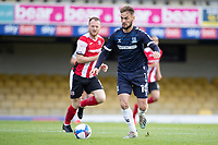 Opening goalscorer Brandon Goodship, Southend United in action during Southend United vs Exeter City, Sky Bet EFL League 2 Football at Roots Hall on 10th October 2020