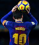 2018.01.07 FC Barcelona v Levante