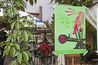 """Auf einer Pressekonferenz erklaerte die Umweltschutzorganisation Extinction Rebellion (XR) am Freitag den 12. Juni 2020 in Berlin ihre Ziele ihrer sog. """"Rebellionswelle"""" der Presse.<br /> Ab Montag den 15. Juni sollen zahlreiche Aktionen in ueber 40 deutschen Staedten stattfinden. Die Aktionen laufen unter dem Motto """"#WeiterSoWarGestern"""" und sollen sich an Konzerne, Regierungen und Lobbyverbaende richten. Aktionen des zivilen Ungehorsams sollen in allen Bundeslaendern stattfinden.<br /> Im Bild: <br /> 12.6.2020, Berlin<br /> Copyright: Christian-Ditsch.de<br /> [NUR FUER REDAKTIONELLE ZWECKE! Werbung nur auf Anfrage beim Fotografen. Inhaltsveraendernde Manipulation des Fotos nur nach ausdruecklicher Genehmigung des Fotografen. Vereinbarungen ueber Abtretung von Persoenlichkeitsrechten/Model Release der abgebildeten Person/Personen liegen nicht vor. NO MODEL RELEASE! Don't publish without copyright Christian-Ditsch.de, Veroeffentlichung nur mit Fotografennennung, sowie gegen Honorar, MwSt. und Beleg. Konto: I N G - D i B a, IBAN DE58500105175400192269, BIC INGDDEFFXXX, Kontakt: post@christian-ditsch.de<br /> Bei der Bearbeitung der Dateiinformationen darf die Urheberkennzeichnung in den EXIF- und  IPTC-Daten nicht entfernt werden, diese sind in digitalen Medien nach §95c UrhG rechtlich geschuetzt. Der Urhebervermerk wird gemaess §13 UrhG verlangt.]"""