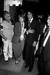 LEE GRANT CON WALTER CHIARI<br /> FESTA CRISTIANO MALGIOGLIO - OPEN GATE  ROMA 1981
