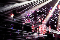 odesza in concert at the Olympia in Montreal, Canada,<br /> November 18, 2015.<br /> <br /> Odesza are an American electronic music duo from Seattle consisting of Harrison Mills and Clayton Knight.<br /> <br /> PHOTO : Philippe Manh Nguyen<br /> - Agence Quebec Presse