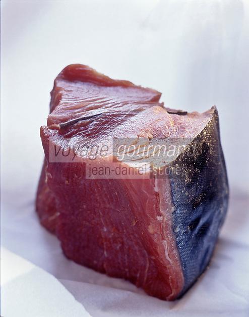 Gastronomie Générale/ Thon rouge frais
