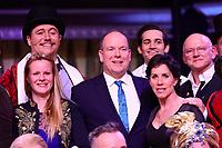 Fürst Albert von Monaco und Rolf Knie / Knie - Das Circus Musical