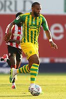 Matt Phillips of West Brom in action during Brentford vs West Bromwich Albion, Sky Bet EFL Championship Football at Griffin Park on 26th June 2020